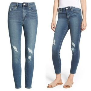 Articles of SocietyHeather High Rise Riped jeans